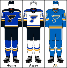 64eaa93f7 St. Louis Blues - Wikipedia