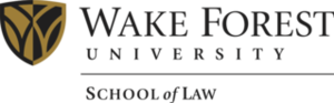 Wake Forest University School of Law - Image: WFU School of Law logo