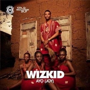 Ayo (Wizkid album) - Image: W Izid Ayọ (Joy) album cover