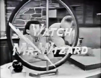Watch Mr. Wizard - Image: Watch mr. wizard
