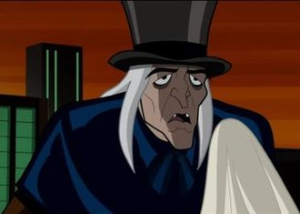 Weeper (DC Comics) - The Weeper as he appears on Batman: The Brave and the Bold.