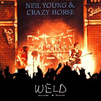 Weld (album) - Image: Weld neil young and crazy horse