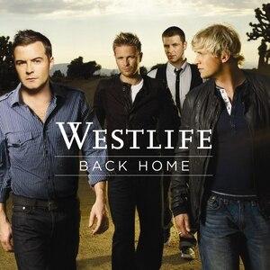 Back Home (Westlife album) - Image: Westlife Back Home