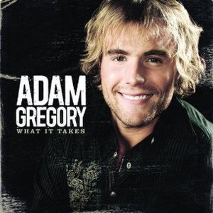 What It Takes (Adam Gregory song) - Image: What It Takes (Adam Gregory single) cover art