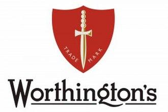 Worthington Brewery - Image: Worthington logo