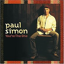 You're the One (Paul Simon album - cover art).jpg