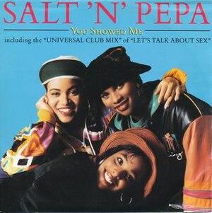 You Showed Me - Image: You Showed Me by Salt n Pepa