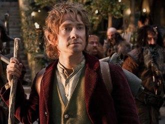 Bilbo Baggins - Martin Freeman as Bilbo Baggins in Peter Jackson's The Hobbit: An Unexpected Journey