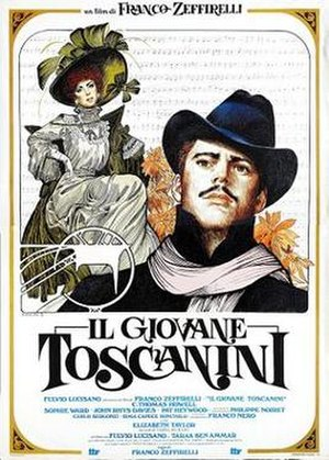 Young Toscanini - Image: Young toscanini poster
