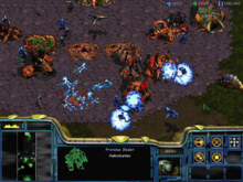 Image result for starcraft 1 king of the hill gameplay