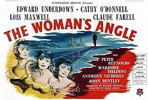 "The Woman's Angle - Image: ""The Womans Angle"" (1952 film)"