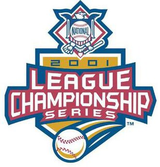 2001 National League Championship Series - Image: 2001NLCS