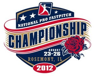 2012 National Pro Fastpitch season - Image: 2012 NPF Championship