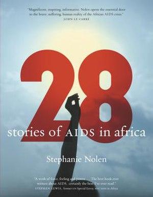28 (book) - Image: 28 Book Cover Nolen