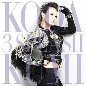 3 Splash - Image: 3Splash CD Only Koda Kumi
