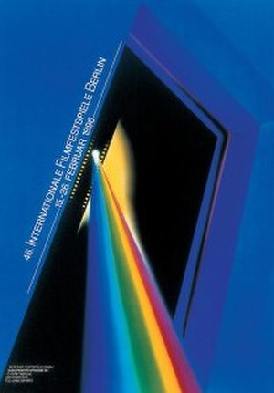 46th Berlin International Film Festival - Festival poster