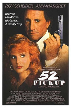 52 Pick-Up - Theatrical release poster
