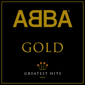 Gold: Greatest Hits - Image: ABBA Gold cover