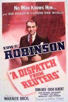 A Dispatch from Reuters 1940 poster.jpg