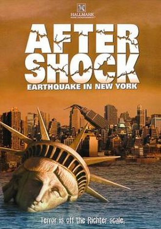 Aftershock: Earthquake in New York - DVD cover