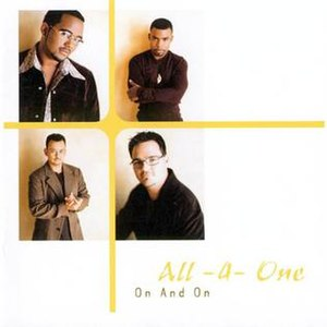 On and On (All-4-One album) - Image: All 4 One On And On