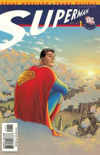 All-Star Superman - Image: All Star Superman Cover