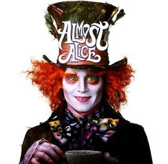 Almost Alice - Image: Almost alice soundtrack
