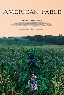 <i>American Fable</i> 2016 American thriller film written and directed by Anne Hamilton