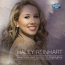American Idol Season 10 Highlights: Haley Reinhart - Wikipedia