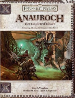Anauroch, The Empire of Shade (D&D module).jpg