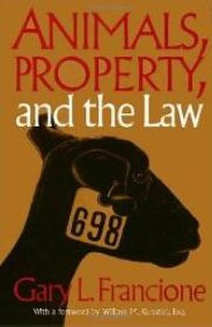Animals, Property, and the Law - Goat outside slaughterhouse, PA