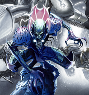Annihilus - Image: Annihilus