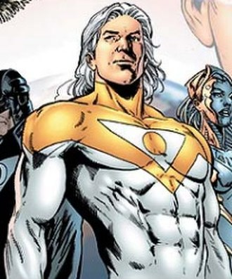 Apollo (comics) - Image: Apollox