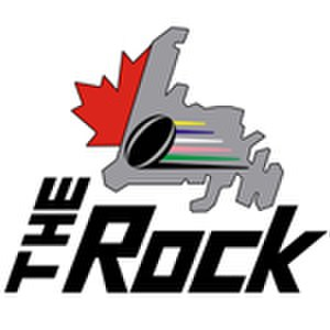 The Rock (rugby team) - Image: Atlantic rock logo