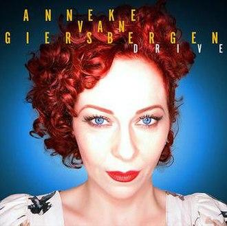 Drive (Anneke van Giersbergen album) - Image: Av G Drive Cover