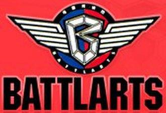 Battlarts - Image: BATTLARTS