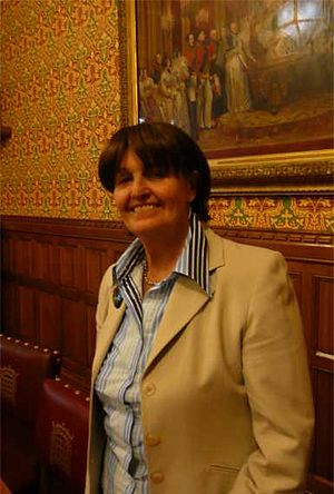 Caroline Cox, Baroness Cox - The Baroness Cox in the House of Lords, 2008