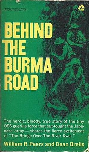 Behind the Burma Road - Image: Behind Burma Road
