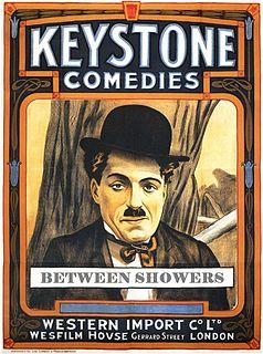 <i>Between Showers</i> 1914 film by Henry Lehrman