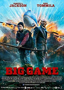 Big Game (2014) [English] DM - Samuel L. Jackson, Onni Tommila, Felicity Huffman, Victor Garber, Ted Levine, Jim Broadbent, and Ray Stevenson