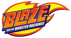 Blaze and the Monster Machines - Image: Blaze and the Monster Machines logo
