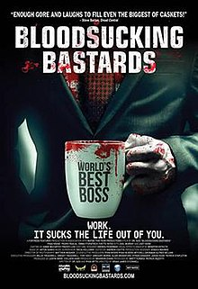Image result for bloodsucking bastards movie