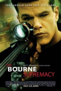 <i>The Bourne Supremacy</i> (film)