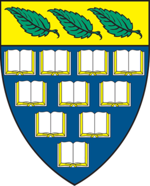 Branford College - Coat of arms of Branford College