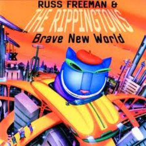 Brave New World (The Rippingtons album) - Image: Brave New World Rippingtons 1996 album