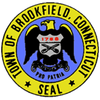 Official seal of Brookfield, Connecticut