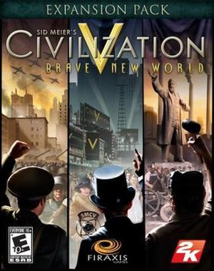 Civilization V: Brave New World - Image: C5BNWcover