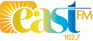 CJRK-FM - Image: CJRK East FM102.7 logo