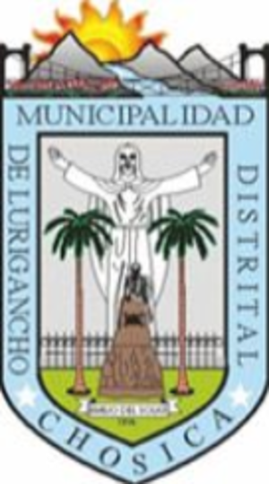 Lurigancho-Chosica - Image: COA Lurigancho District in Lima Province