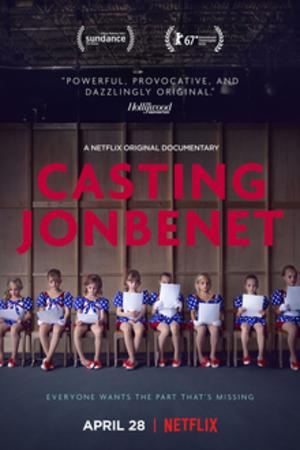Casting JonBenet - Netflix release poster